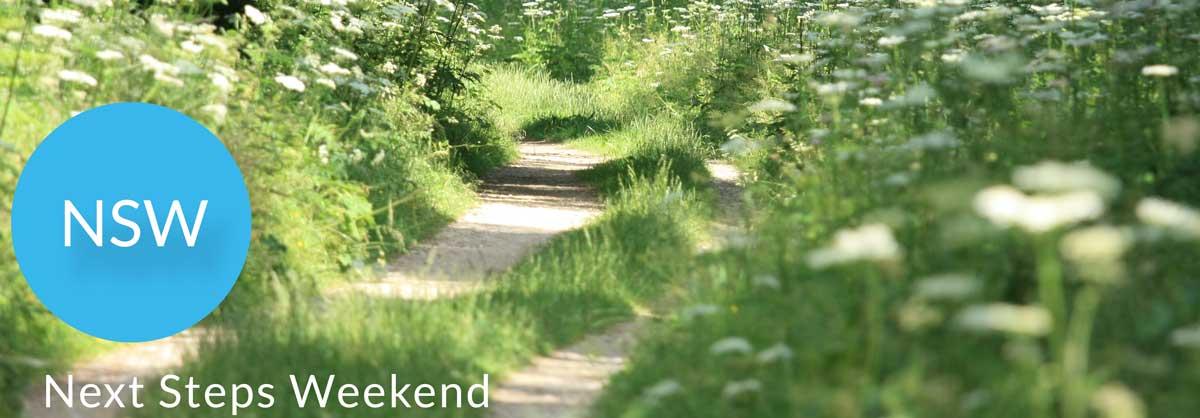 Next Steps Weekend: Stewardship Planning
